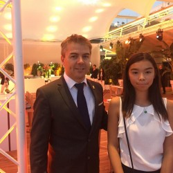 china night monaco 2017 chloe cornu wong and chris clavel