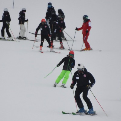 04 val thorens training photos