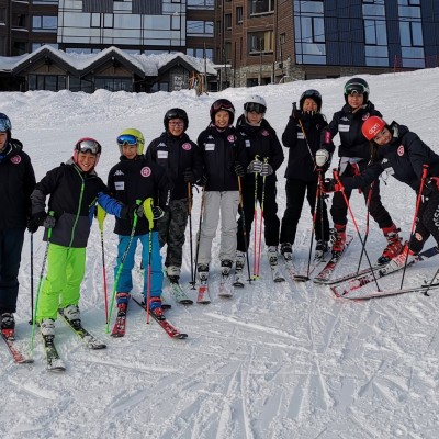 10 val thorens training photos