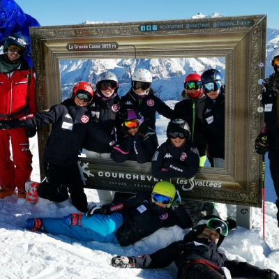 13 val thorens training photos