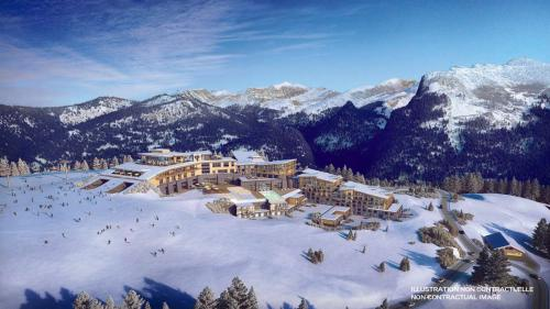 club med samoens grand opening dec 2017 ccw