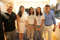 Monaco Matin (Jul 28, 2018) - APM Monaco to sponsor Chloe Cornu Wong for 4 years